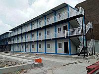 Модульная гостиница 27 номера 445 кв.м
