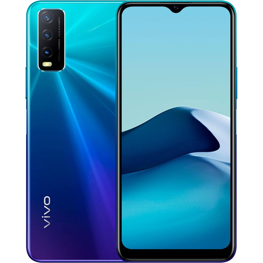Смартфон Vivo Y20 Nebula Blue