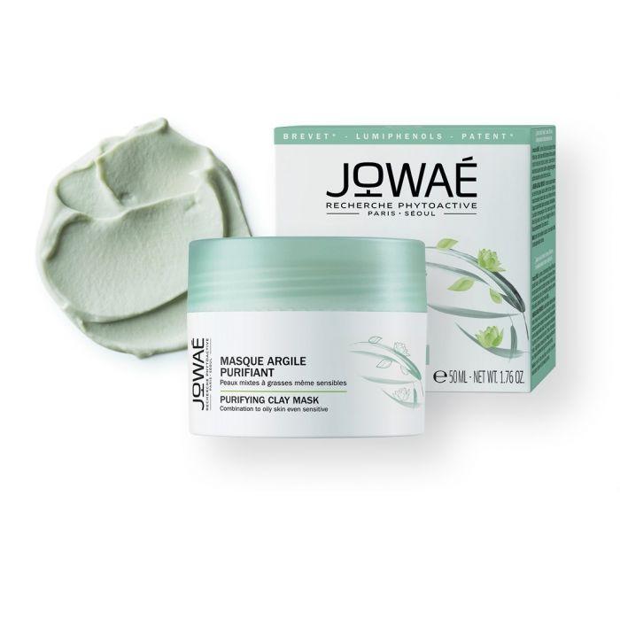 Очищающая маска для лица Jowae Masque Argile Purifiant Purifying Clay Mask 50 мл