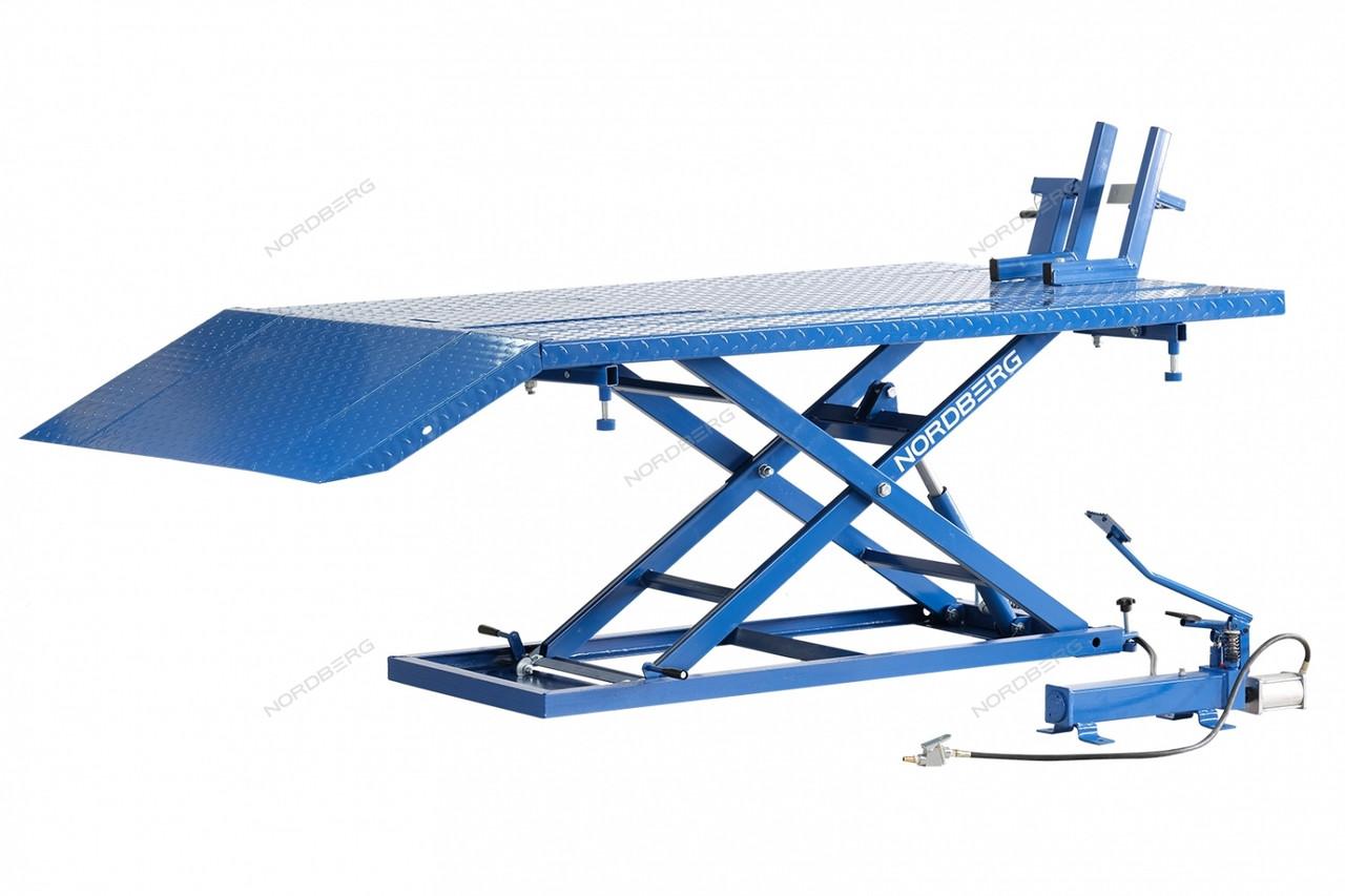 ПОДЪЕМНИК для мото и квадроциклов, 680 кг NORDBERG