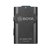 BOYA BY-WM4 PRO-K4  ДВОЙНОЙ Беспроводной петличный микрофон для iPhone, IOSc, фото 3