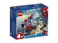 76172 Lego Super Heroes Бой Человека-Паука с Песочным Человеком, Лего Супергерои Marvel