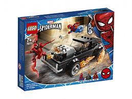 76173 Lego Super Heroes Человек-Паук и Призрачный Гонщик против Карнажа, Лего Супергерои Marvel