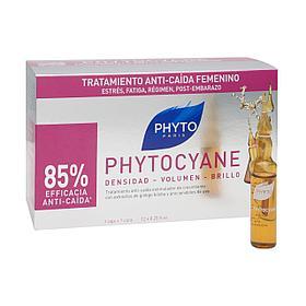 """Средство """"Phytocyane"""" против выпадения волос 12 амп*7,5мл"""