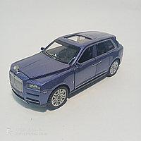 Металлическая машина Rolls Royce