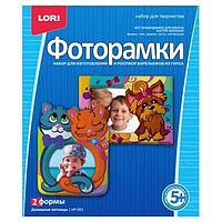 Фоторамки из гипса Домашние питомцы Lori НР-001
