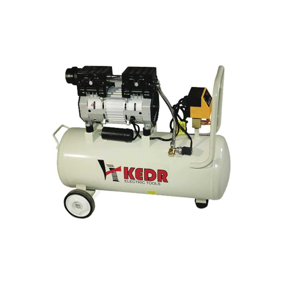 Воздушный безмасляный бесшумный компрессор на 30л KEDR K63006