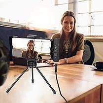 BOYA BY-WM4 PRO-K3 Беспроводной петличный микрофон для iPhone, IOS до 60 метров, фото 3