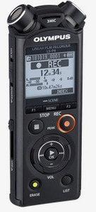 Диктофон Olympus LS-P1 с с микрофоном Lavalier