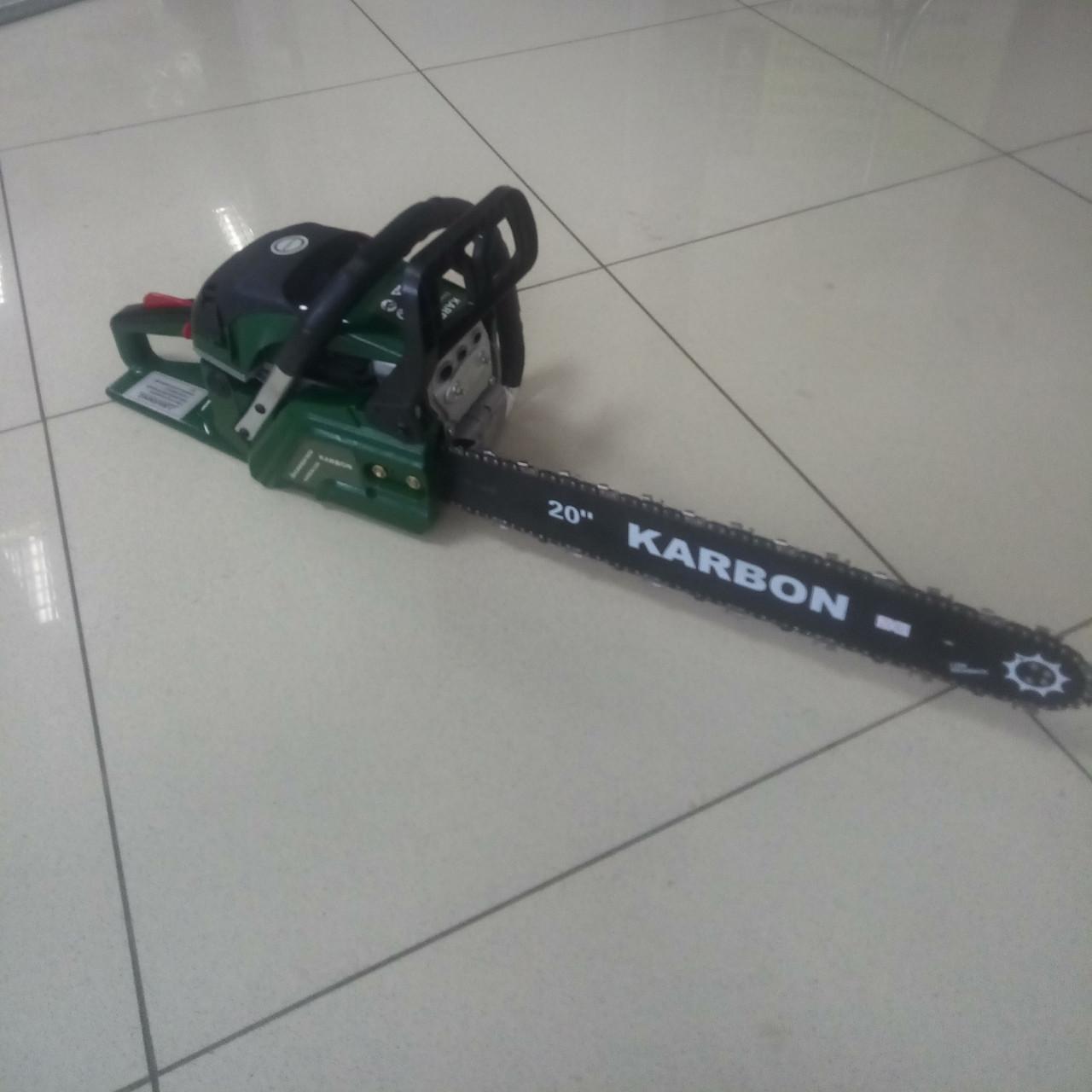 Бензопила KARBON