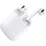 AirPods with Wireless Charging Case, Model: A2032, A2031, A1938