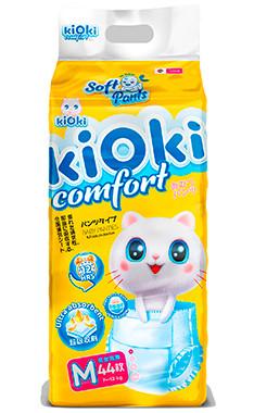 Трусики Kioki Comfort Soft (Киоки Комфорт) размер M (6-11kg) 44 штуки