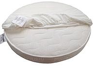 INCANTO Наматрасник на резинке DRY SLEEP (круг), 75*75 см, непромокаемый. -