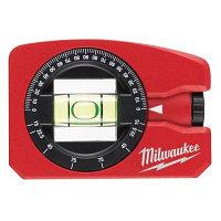 Уровень карманный магнитный Milwaukee Pocket 7.8 см