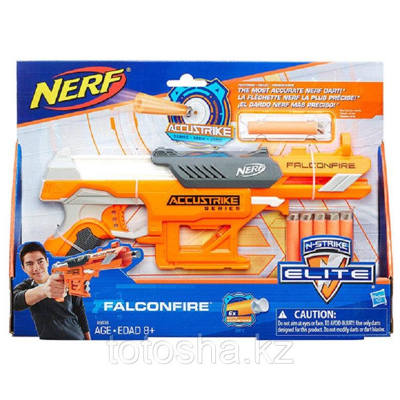 Бластер Nerf Elite Accustrike Falconfire Аккустрайк Фалконфайр, B9839