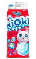 Трусики Kioki Comfort Soft (Киоки Комфорт) размер L (9-14kg) 44 штуки
