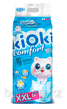 Трусики Kioki Comfort Soft (Киоки Комфорт) размер XXL (15+kg) 36 штук