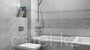 Кафель | Плитка настенная 20х60 Росси | Rossi серый