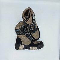 Ботинки-дутики женские, зимние