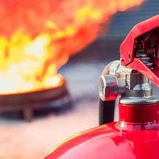 Услуги противопожарной безопасности