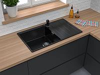 Кухонная мойка GranFest GF-LV-860L