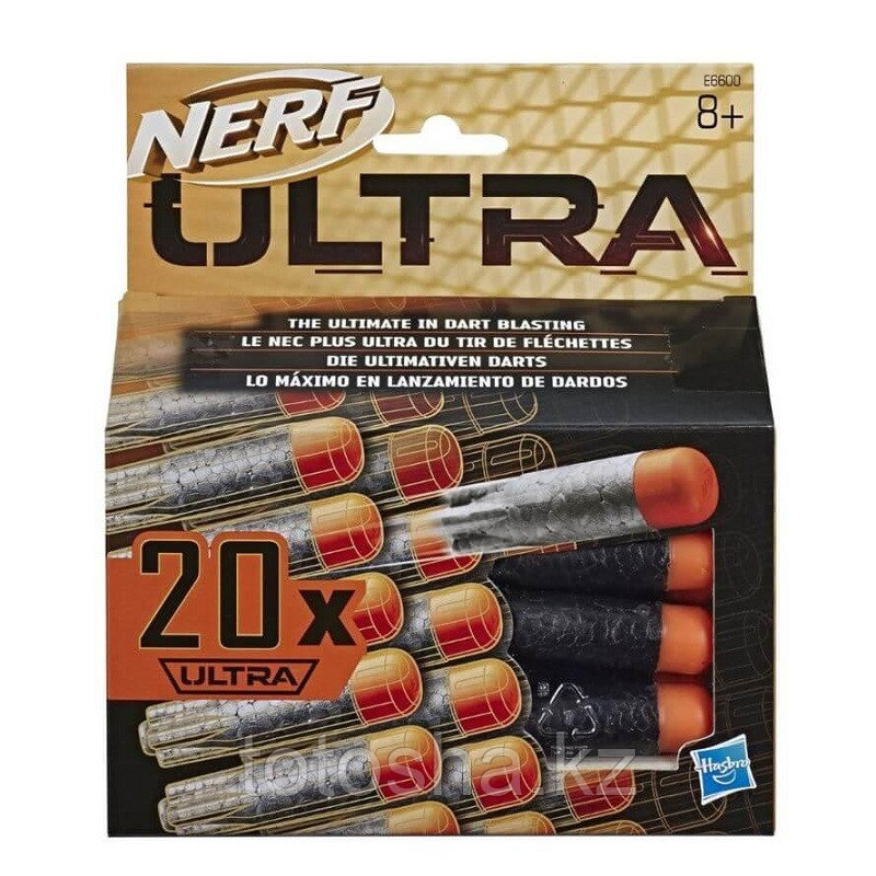 Стрелы Nerf Ultra Нёрф Ультра 20 шт, E6600