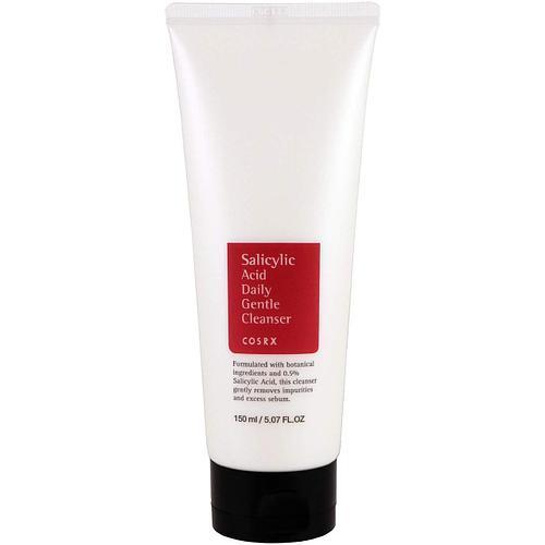 Очищающая пенка CosRX Salicylic Acid Daily Gentle Cleanser.