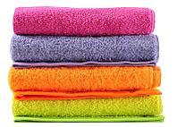 Полотенце махровое 40*70 цветное