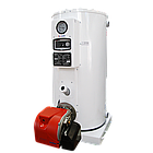 Котёл одноконтурный на жидом топливе Cronos BB-535 (58 кВт) (без ГВС) в комплекте с горелкой (Корея), фото 3