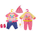 Игрушка BABY born Little Милый костюмчик в стиле Casual, 2 в асс. 36 см