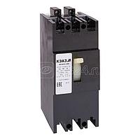 Выключатель автоматический 63А 12Iн АЕ2043-100 У3 АЭС 400В AC КЭАЗ 104138