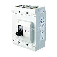 Выключатель автоматический 160А ВА04-36-340010-20 УХЛ3 660В передн. подкл.: вывода 1/3/5 - Cu шина; вывода