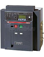 Выключатель автоматический 4п E3H 1600 PR122/P-LI In=1600А 4p W MP выкатн. ABB 1SDA056427R1