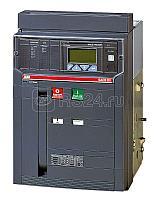 Выключатель автоматический 3п E2S 1600 PR122/P-LSIG In=1600А 3p W MP выкатн. ABB 1SDA056005R1