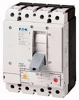 Выключатель автоматический 4п 250/160А 50кА LZMN2-4-A250/160-I EATON 174438