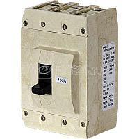 Выключатель автоматический 3п 250А ВА04-36 341210-20 УХЛ3 660В Контактор 1024761