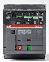 Выключатель автоматический 3п X1N 1250 PR331/P LSI In=1250А 3p F F стац. ABB 1SDA062498R1