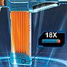 Бластер Nerf Elite 2.0 Turbine CS-18 Нёрф Турбина ЦС-18, E9481, фото 4