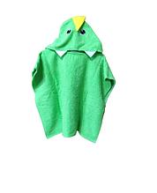Пончо полотенце  дракоша