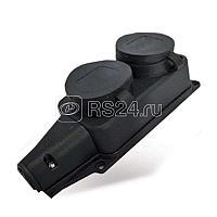 Удлинитель с сетевым фильтром 6х1.8м с заземл. 10А IP20 600SH-1.8-W CCA 3х0.75 бел. BURO 992246