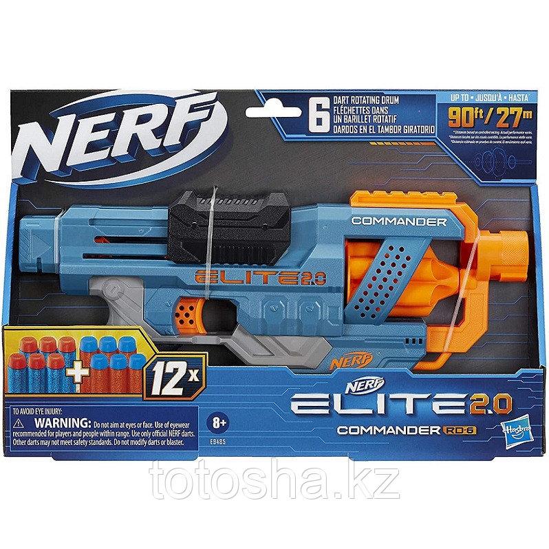 Бластер Nerf Elite 2.0 Disruptor Comander Коммандер, E9485