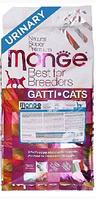 Корм для профилактики МКБ у кошек Monge Urinary