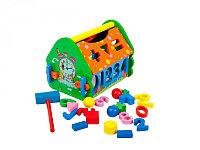 Игра настольная детская Disassmbly Wisdom House MZY864 деревянная