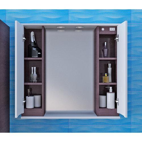 Зеркало Ювента Моника 100 (МШНЗ3 - 100) венге - фото 2