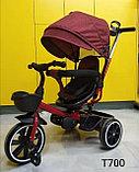 Трёхколёсный велосипед с поворотным сиденьем Т700, фото 2