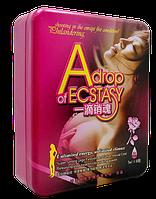 Стимулятор Экстаза (Adrop Of Ecstasy) - Возбуждающий Афродизиак для женщин, фото 1
