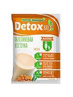 Кисель detox bio ACTIVE облепиховая косточка 25г (кратно 10)