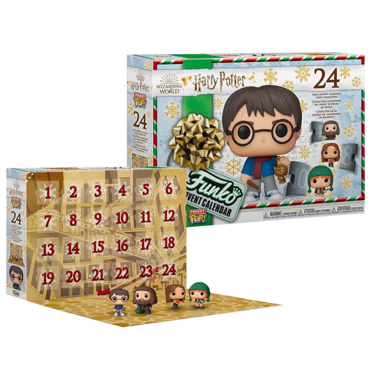 Funko адвент календарь Гарри Поттер
