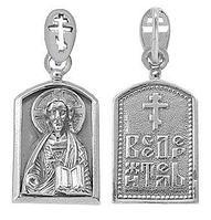 Образок из серебра MASKOM 51-154ч