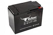 Тяговый гелевый аккумулятор RuTrike 6-EVF (6-EVF-45 (12V45A/H C3))